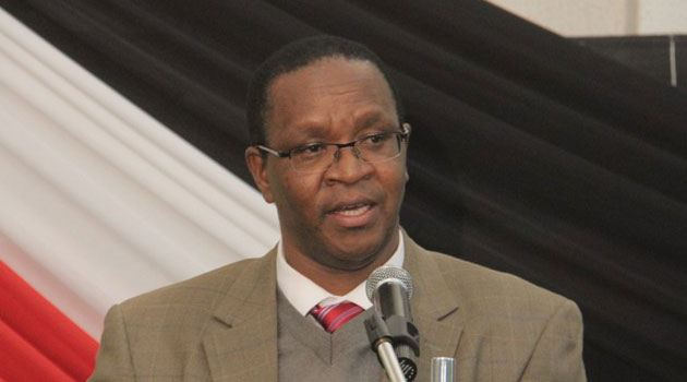 'Before you travel, you need to have a letter of clearance if you are a civil servant' – PS Kibicho.