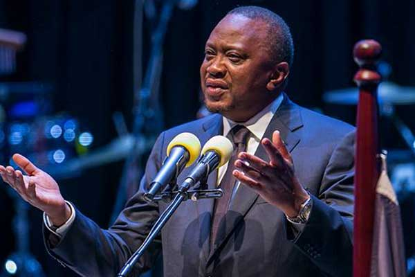 Kenyatta speaks on Omutatah's petition,terms it an abuse of court process