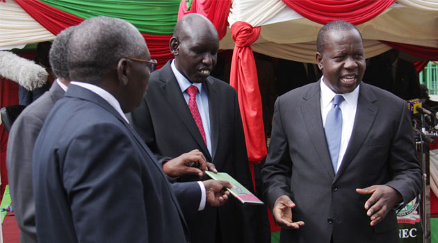 Education CS Matiangi to release this year's KCPE exams results at KICD