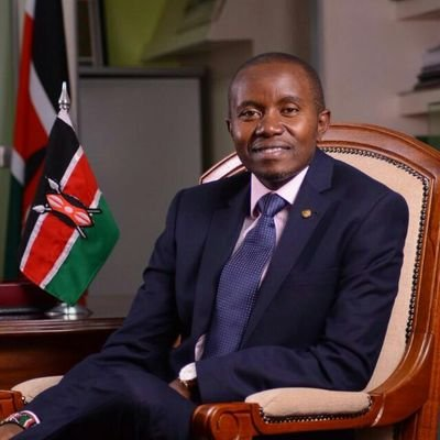 CS Mucheru officially launches the 19-member task force to improve government information and public communication