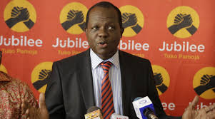 High court bench that issued a ruling on printing of presidential ballot was biased-Jubilee party