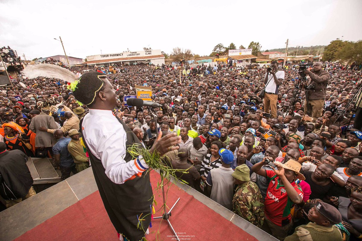 NASA promises to mend the blunders of Jubilee administration if voted inn