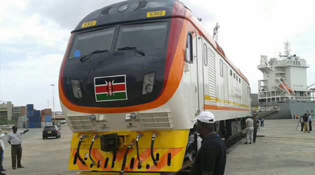 It is all systems go as first SGR cargo train is set to be launched