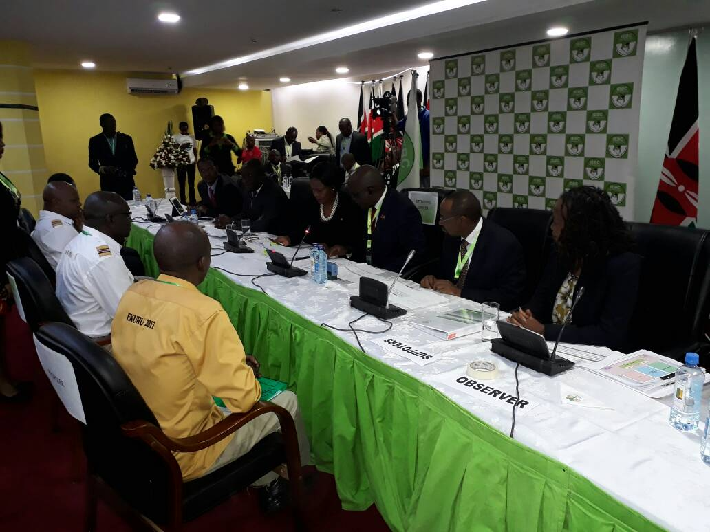 Race to state house officially kicks off as candidates submit papers
