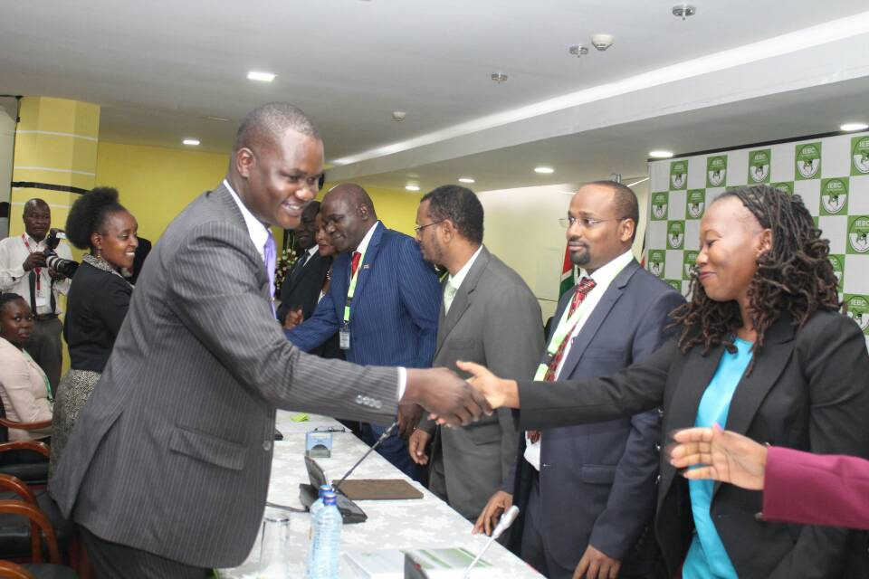IEBC clears Joseph Nyaga to run for presidency independently