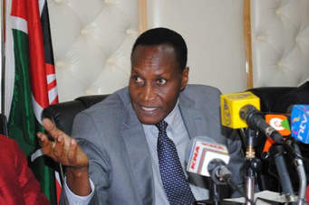 Governmet is determined to address land injustices-CS Kaimenyi