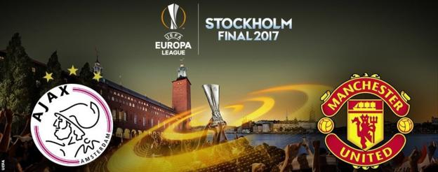 Manchester United  to square it out with Ajax as Europa league final match goes down tonight