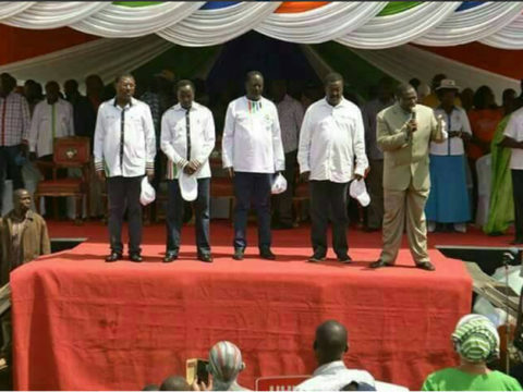 Good to go as NASA officially launches campaigns in Kakamega