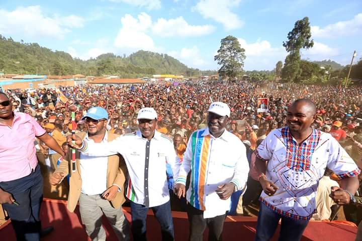 We will implement free secondary education by September 2017 if elected-NASA