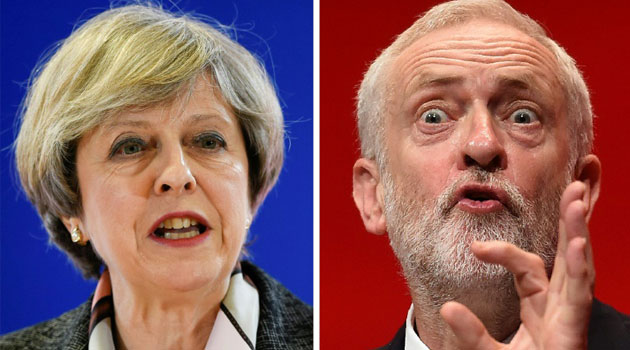 British Prime Minister Theresa May faces pressure to resign after losing the election