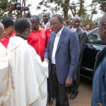 President Uhuru announces changes  in the number of those attending funeral,churches and weddings,now 200 people to attend up from 100