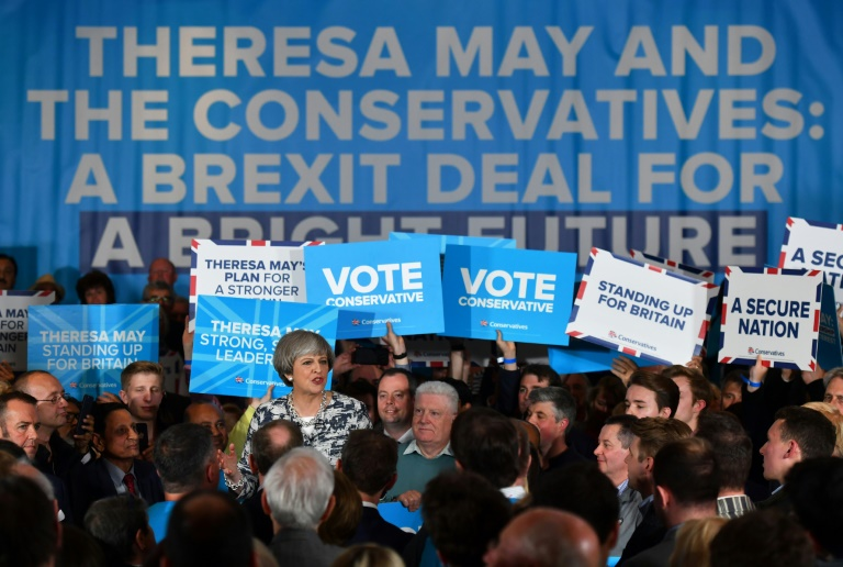 British  goes to poll today as tighter  race expected