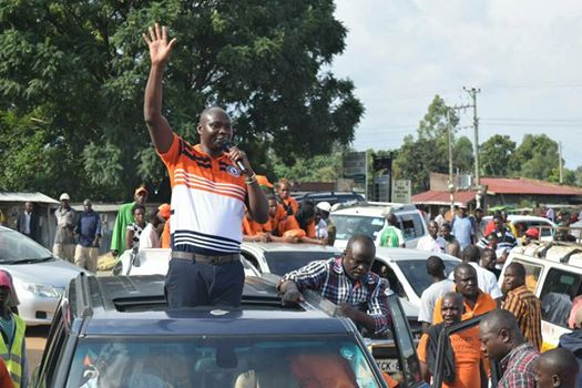 We will not step down for anybody ,ODM Bungoma candidates vow
