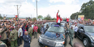 President Kenyatta to take Jubilee campaigns in Nyanza,Western and North Rift