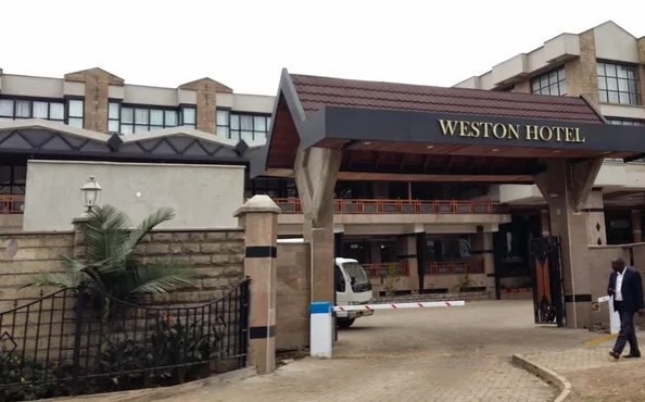 Nolonger at ease at Weston Hotel in Nairobi as Cholera outbreak is  reported