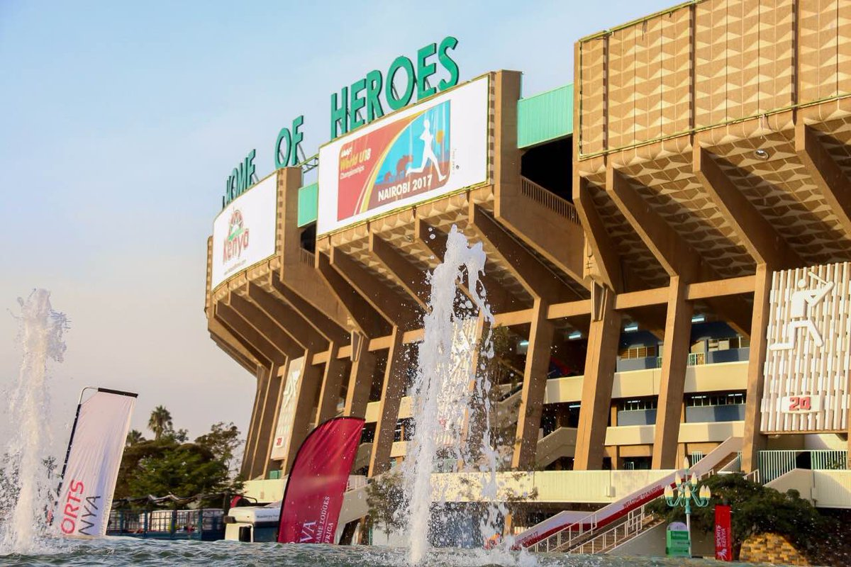 It is all systems go for the IAAF World Under-18 championships  in Nairobi