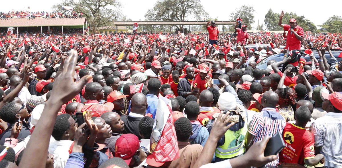Say what you will do for the country,Kenyatta challenges NASA