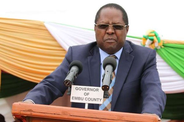 Embu Governor Martin Wambora sweats before MPs as he is taken to task on  Ksh 468 expenditure