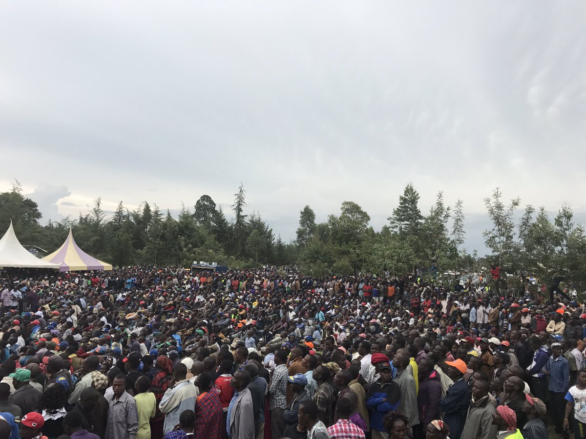 NASA returns to Bomet,assures of a win in round one