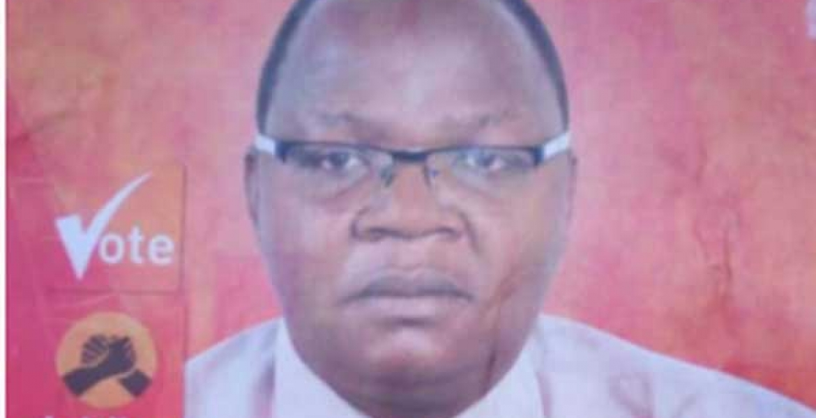 Blow to Jubilee  party as Kitutu Chache MP candidate dies in an accident