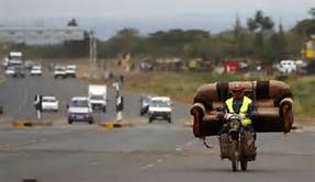 Two people killed in Migori after their motorbike was hit by a truck