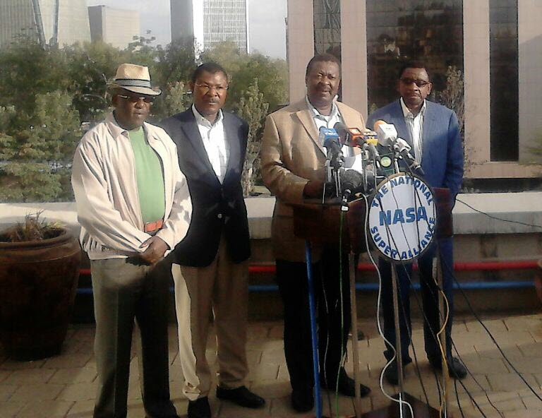 NASA wants the government  to accord enough security to all Electoral body staff