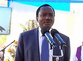 Be ready to be in opposition,Kalonzo tells Uhuru ,Ruto