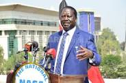 We are not in need of a coalition government -Odinga