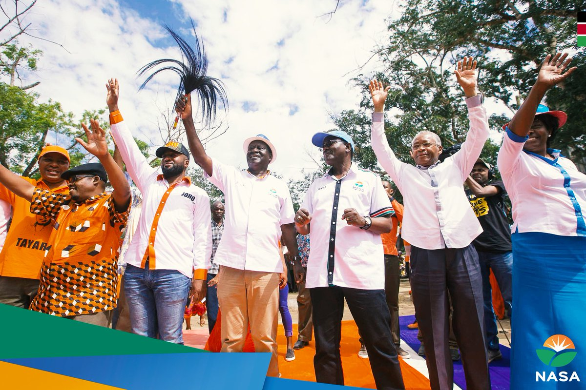 Am in perfect health my condition was not critical-Raila Odinga
