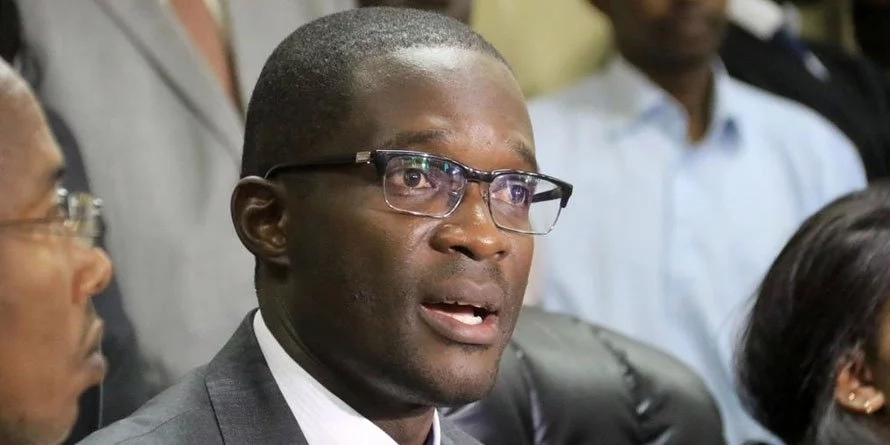This is why IEBC'S CEO Ezra Chiloba  has become  a dear to many Kenyan Women