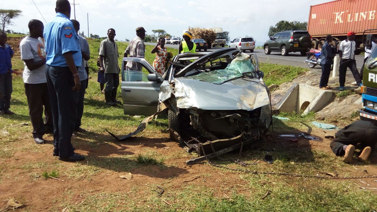 TRAGIC:Late Ouko's widow dies in a road accident