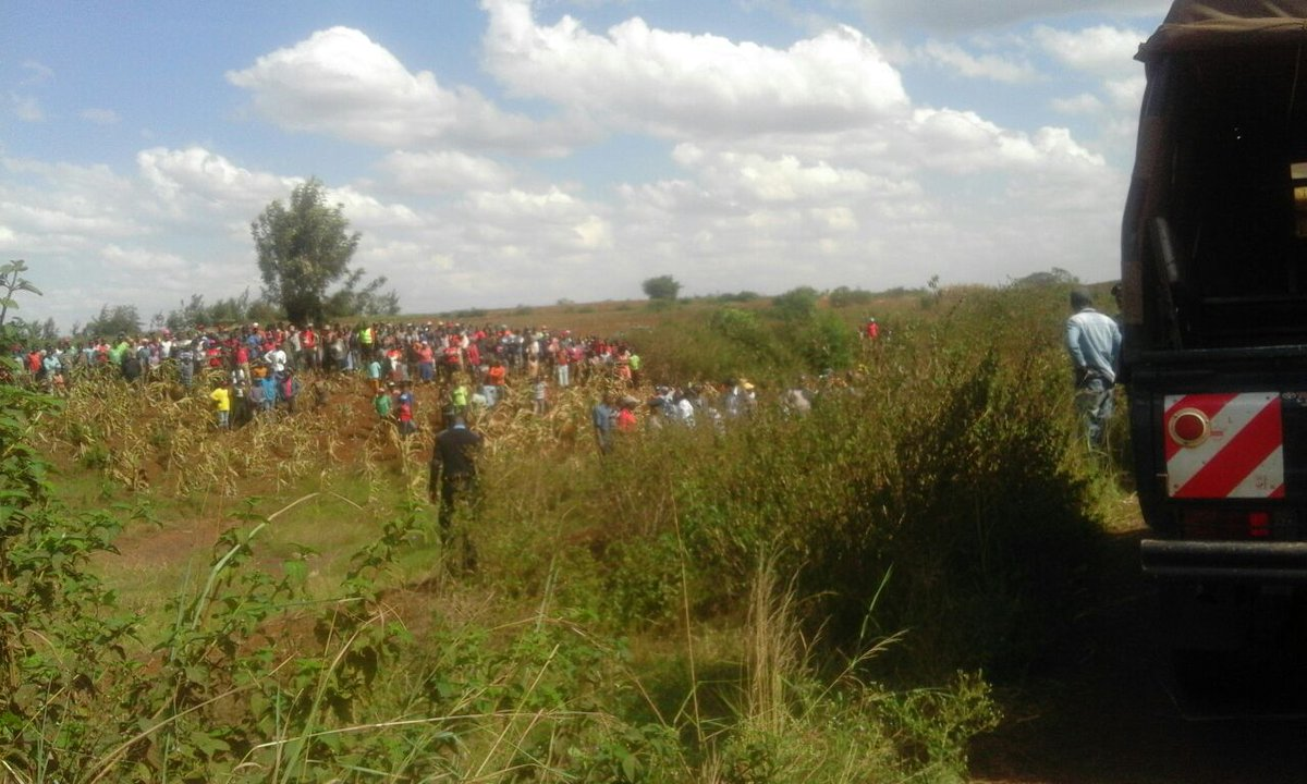 Motorcycle-riding gunman shoots dead  two police officers in Gatundu
