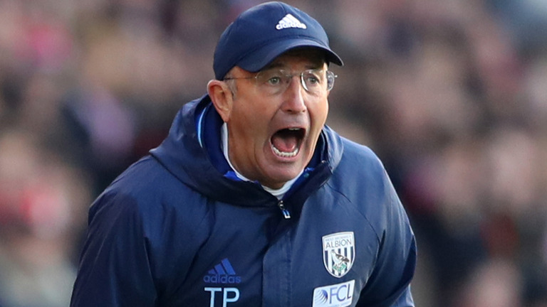 West Brom boss signs contract extension