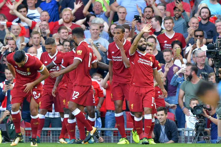 Liverpool too strong for Arsenal scores 4-0