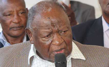 veteran politician Kenneth Njindo Matiba to be paid  Sh 978 milion for incarceration