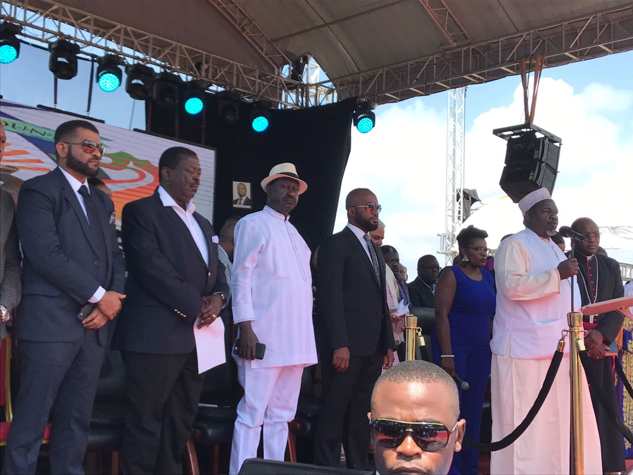 NASA launches national campaign  for truth and Electoral justice