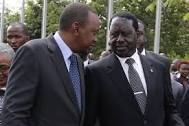 Developing story:Kenyatta takes an early lead with Odinga second as votes counting gets underway