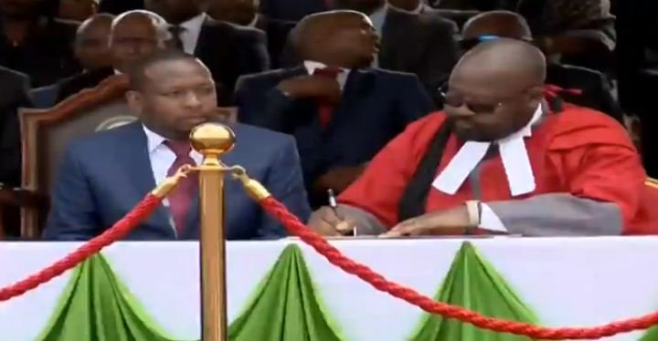 Our Agenda is to transform Nairobi,Sonko ,Igathe vow as they take oath of office