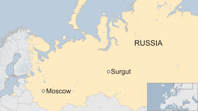 Russia knife attacker wounds eight