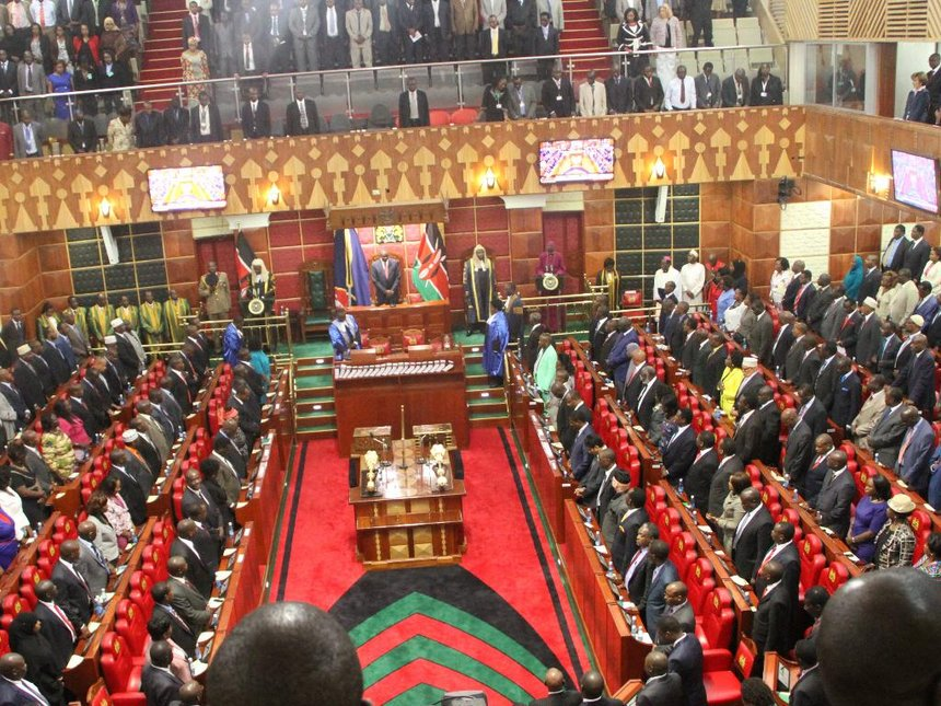 Parliament of shame,it is high time MPS behind sugar report bribery saga took responsibility