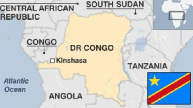 28 people die after landslides hits Southern parts of mineral rich town of Kolwezi in DRC