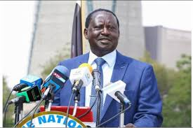 The Communications Authority is under pressure to deny poll malpractices in the August 8 election-Odinga