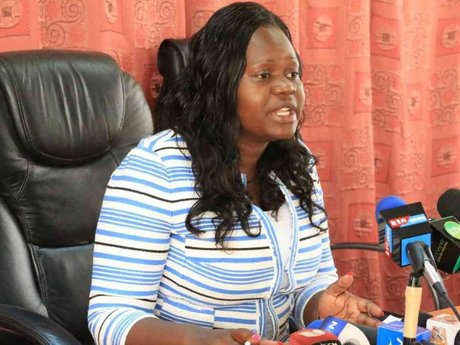 Show down looms  a head of reopening of 12th parliament as Gladys Wanga opposes  SRC move to scrap off  members allowances