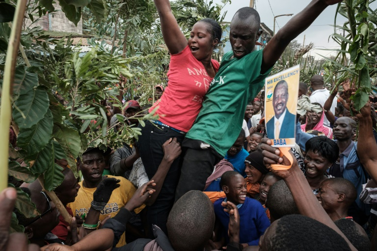 Celebrations hit various parts of the country  after supreme court ruling
