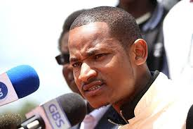 Babu Owino arrested,to be grilled over alleged unpalatable remarks