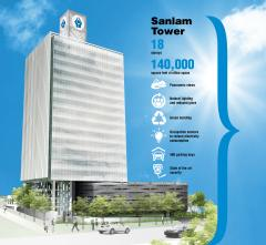 Sanlam Kenya's latest investment property nearing completion