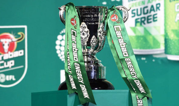Carabao Cup draw: Man Utd  to face  Tottenham  as fourth round dates are confirmed