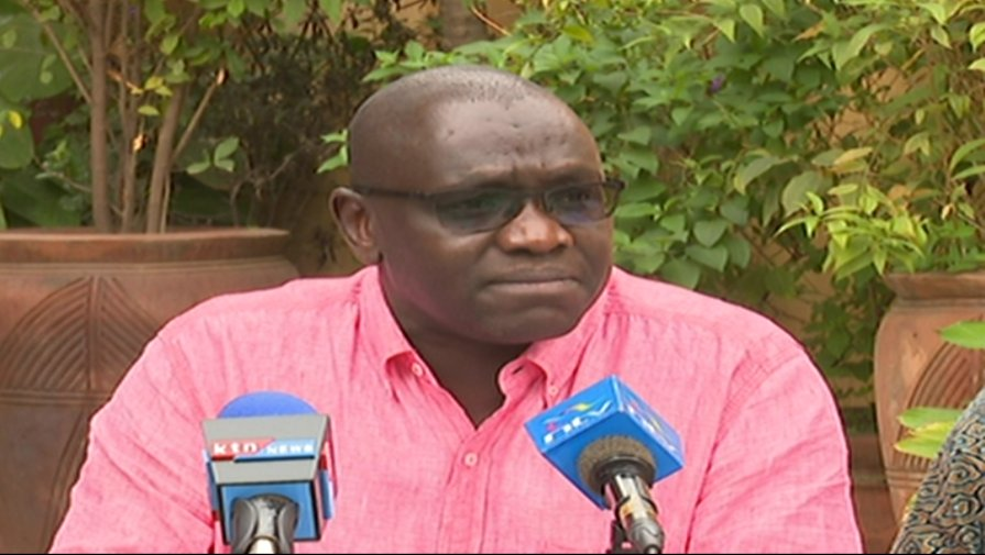 Dr Ekuru  wants IEBC commissioners to resign,says the country has no faith in them