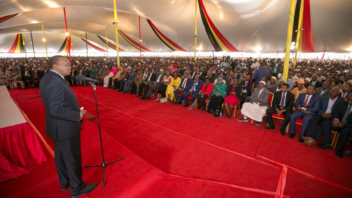 It was a coup made by four judges nullifying a presidential election-Uhuru
