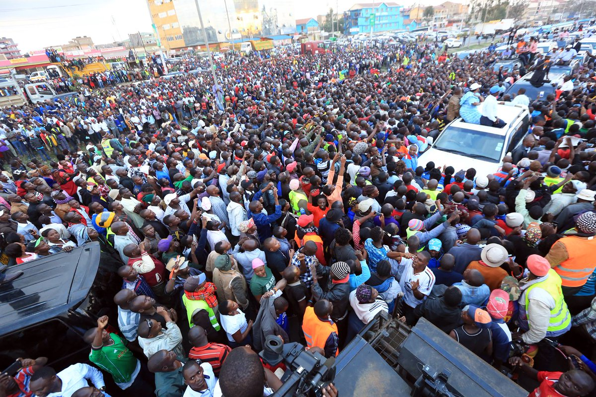 NASA says they will still win the second round of elections,down plays defection of Isaac Ruto to Jubilee will move them